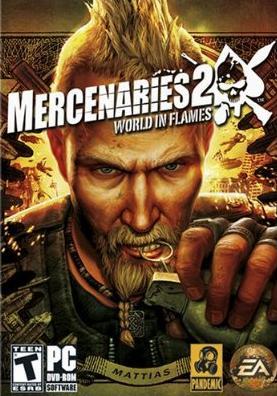 Descargar Mercenaries 2 World In Flames [MULTI2] por Torrent